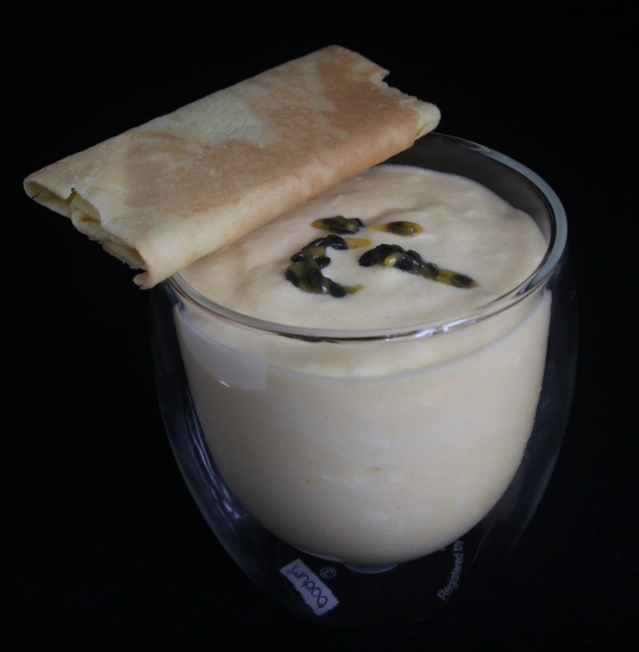 passionfruit syllabub