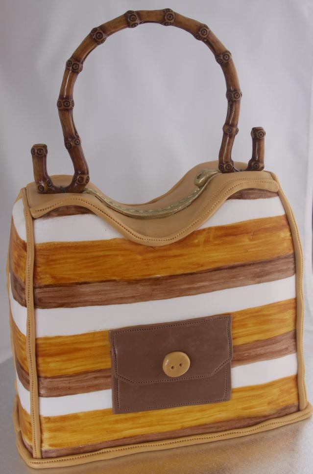 Quick Handbag Cake Fiona Poole