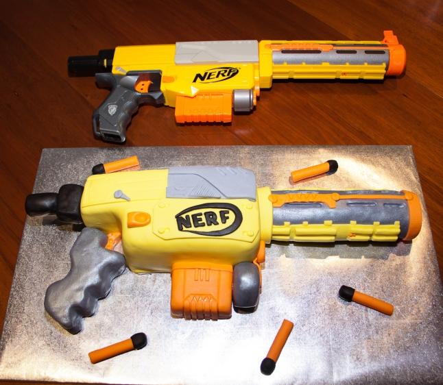 Guns Taste Like Cake