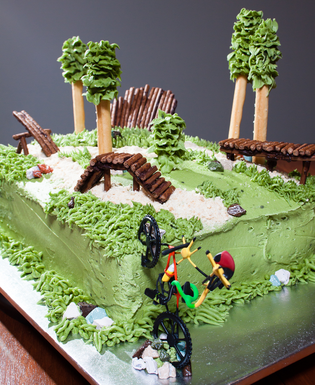 The Playground Mtb Cake Fiona Poole