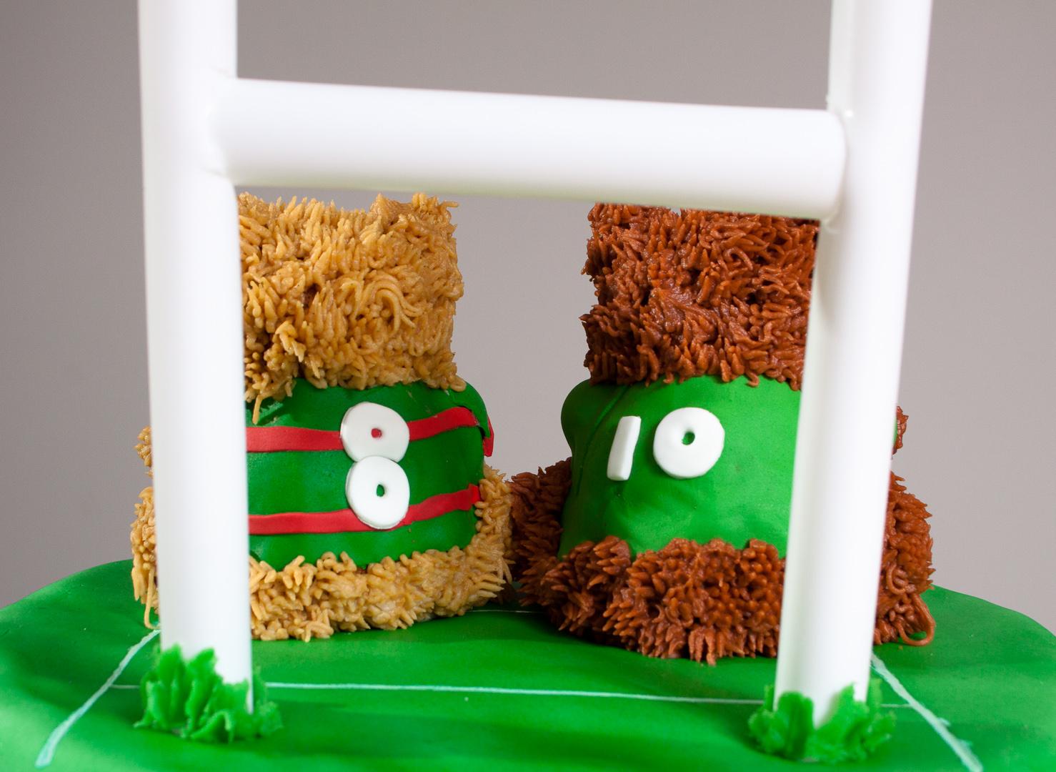 Footy Cakes Sydney