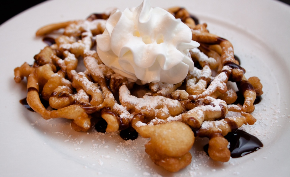 Thermomix funnel cake