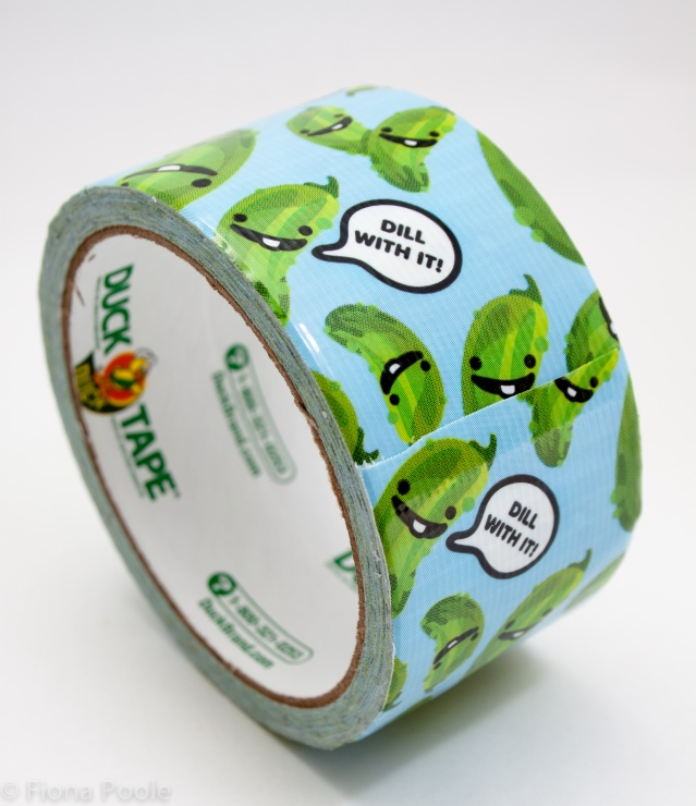 Cute Duck Tape