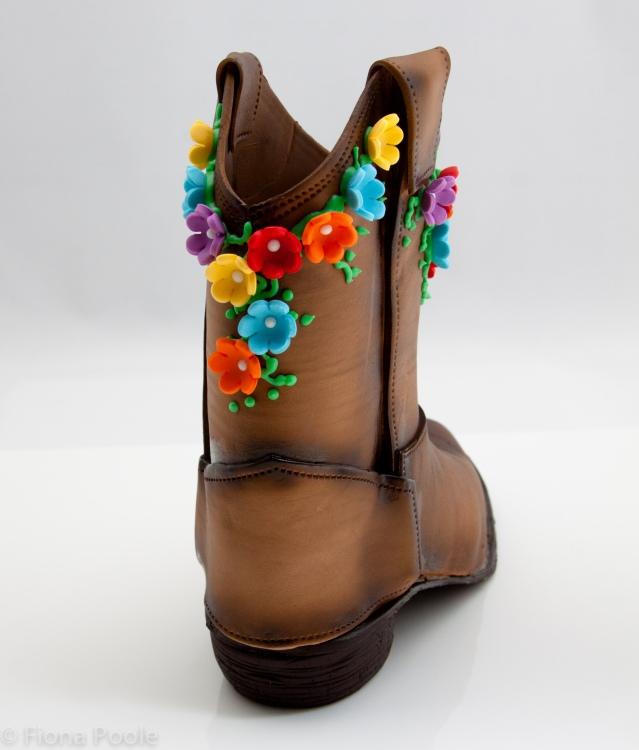 Cowboy boot topper-5