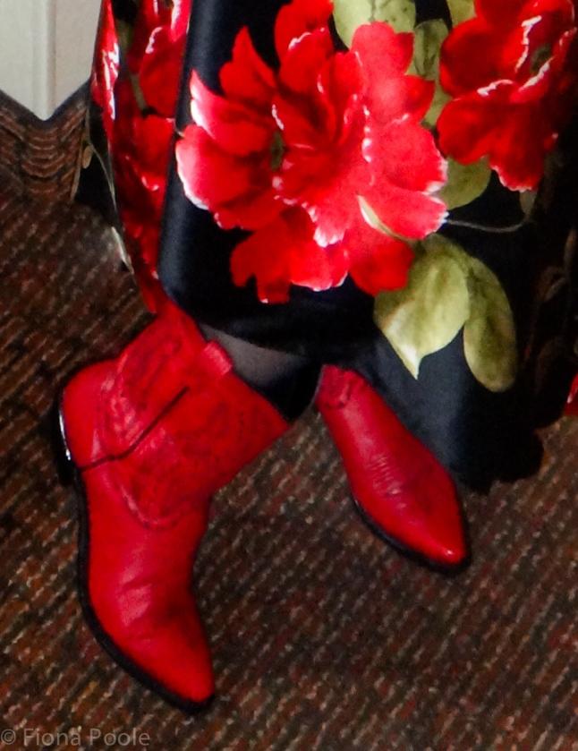 Fab dancing shoes!