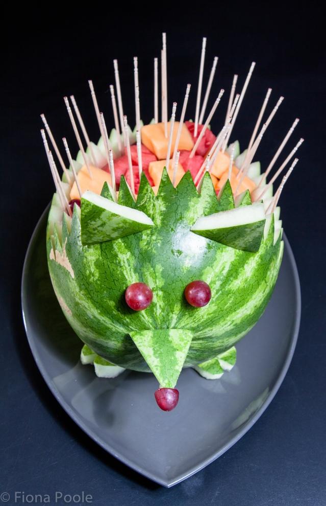 Watermelon hedgehog-1