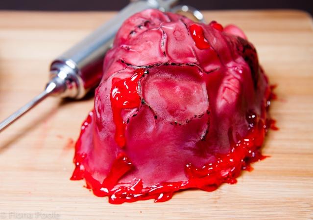 brain heart cake-3