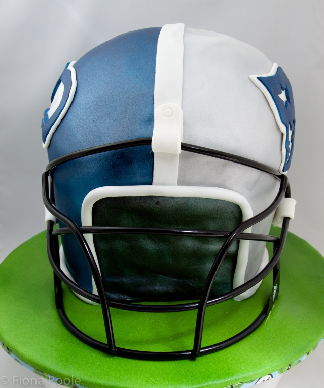 Superbowl 2015 Cake-3