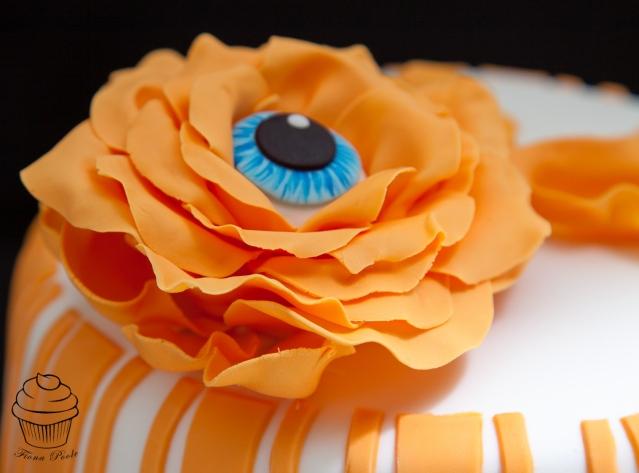 Eyeball flower-3