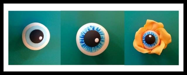 Making of the eyeball 👀