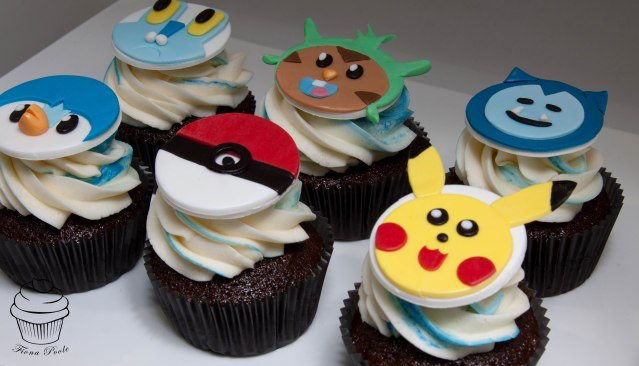 Pokemon cupcakes-1