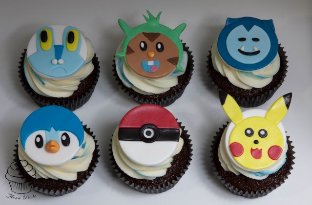 Pokemon cupcakes-2
