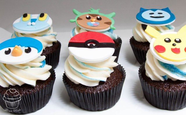 Pokemon cupcakes-3